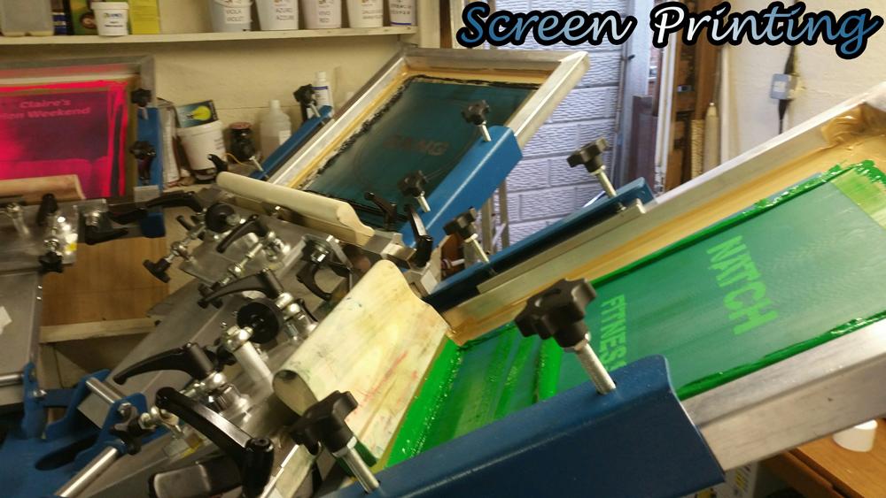 Screen Printing Birmingham